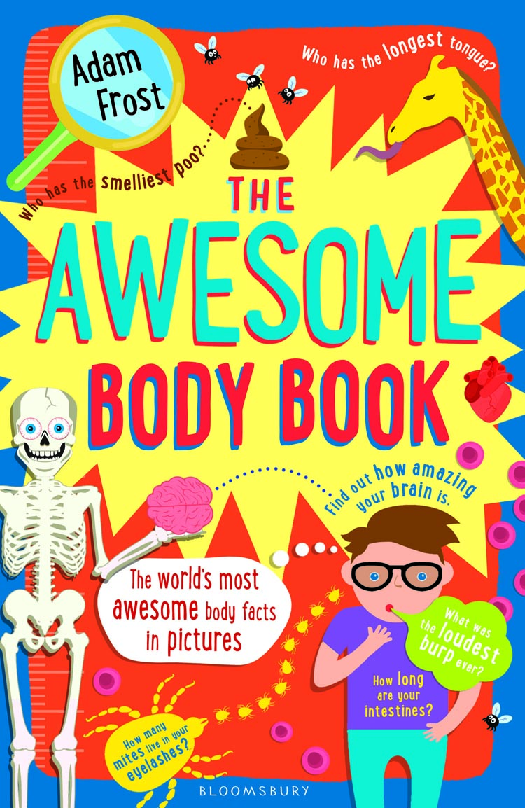 awesome body book